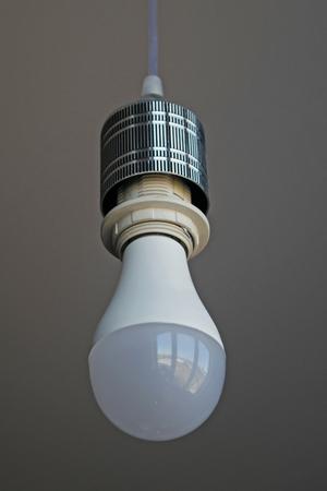 Some LED lamps, scientific technology. LED light bulb.