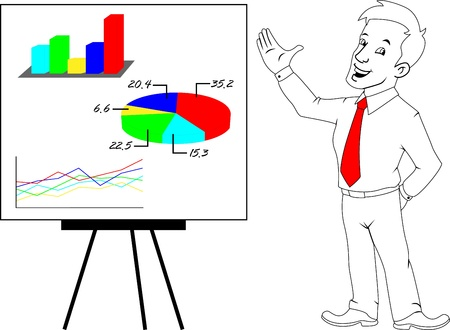 clarify: presentation Illustration