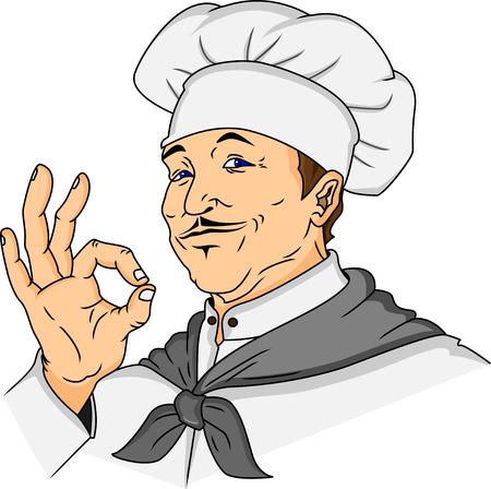 restaurateur: chef de cuisine