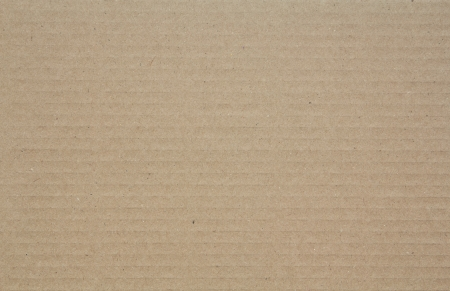Corrugated cardboard paper as background  Stock Photo