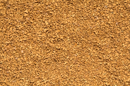 granules: Granules of instant coffee background