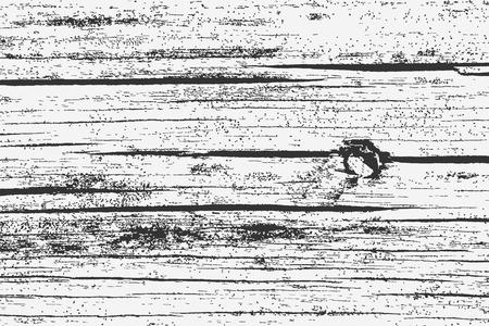 black grunge background: Abstract grunge background. Grunge old weathered wooden texture. Vector illustration of black abstract grunge background for your design Illustration