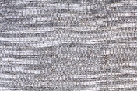 Old rough natural burlap texture as a background