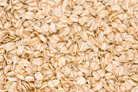 Full of Oats, as background Stock Photo - 4985644