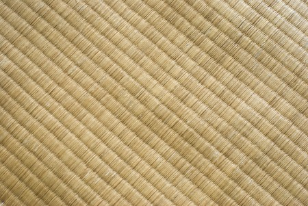 japanese culture: tatami texture. Traditional Japanese culture. It made up by straw.
