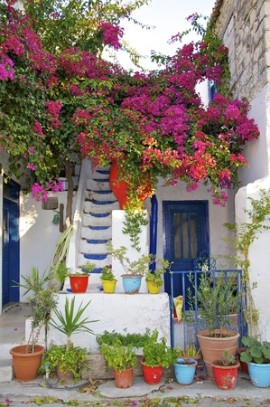 greek house in mirtos, crete