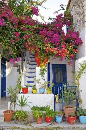kreta: griechisches Haus in Mirtos, Kreta