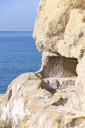 the caves of matala was once a roman cemetery