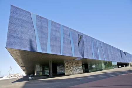 blau: The Museu Blau is a new cultural icon for Barcelona