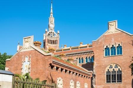Buildings of the former Hospital of the Holy Cross and St. Paul, Hospital de la Santa Creu and Sant Pau
