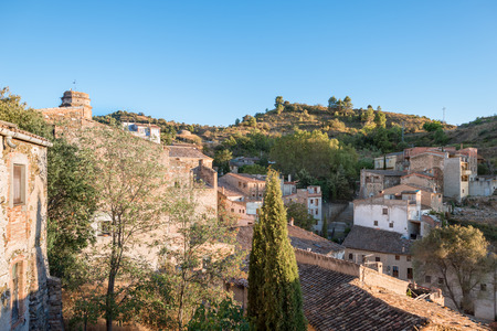 Torroja del Priorat is a small but significant village in the province of Priorat. 1270. The Comarca Priory is famous for its wine