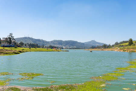 The Gregory Lake Area is a water reservoir in the Nuwara Eliya district in the highlands of Sri Lanka. Lake Gregory was constructed in 1873 during the british colonial period