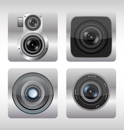 digitized: ejemplo de aplicaciones icono iconos digitales