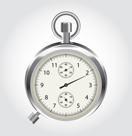 stop watch in high detail