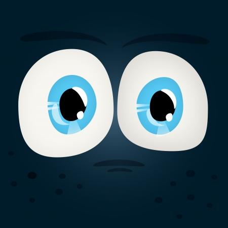 Set of Shiny Character Eyes