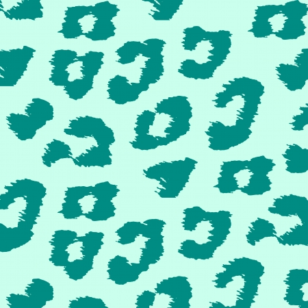 Colorful Animal skin textures of leopard  Vector illustration wild pattern, eps 10 Vector