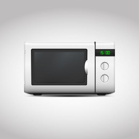 Vector Microwave Oven, eps 10