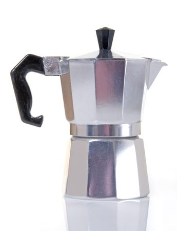 Small Italian espresso maker Stock fotó