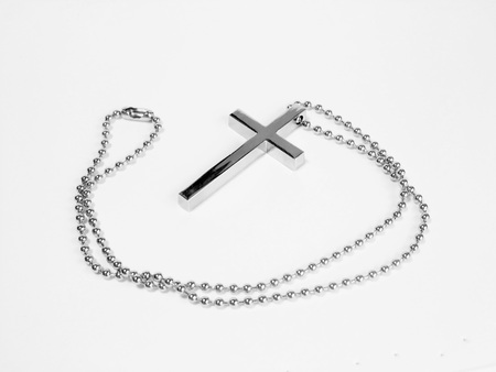 Necklace of a cross