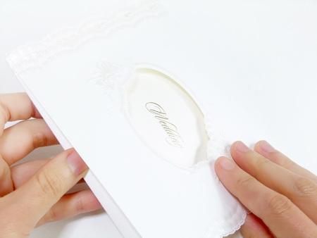 Invitation card Reklamní fotografie