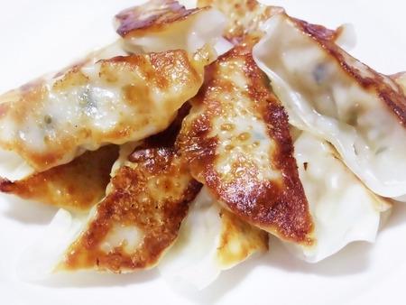 Chinese meat dumplings 写真素材
