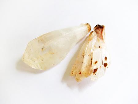 Crystal rude ore Фото со стока - 115584627