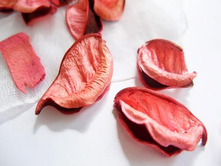 Potpourri of a rose 写真素材
