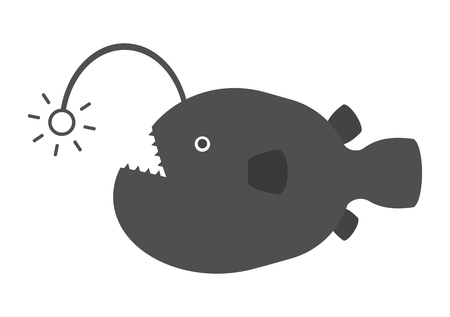 This is anglerfish.