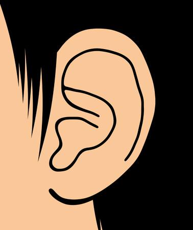 Ear Stockfoto - 119823068