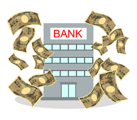 Banks and Japanese money