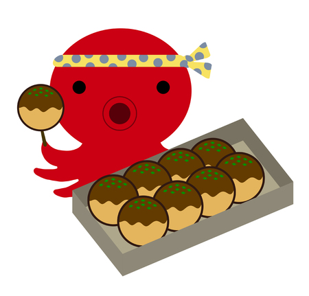 Octopus pancake and octopus