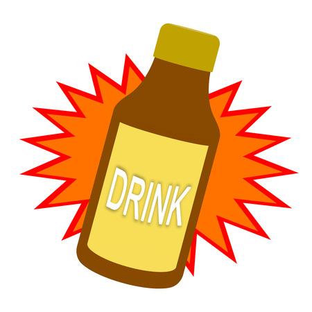 Nutritious drink 写真素材