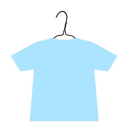 t-shirt Stockfoto