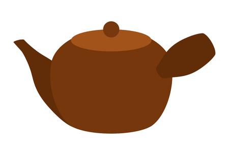 Teapot 写真素材