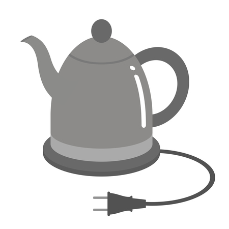 Electric kettle Stock fotó