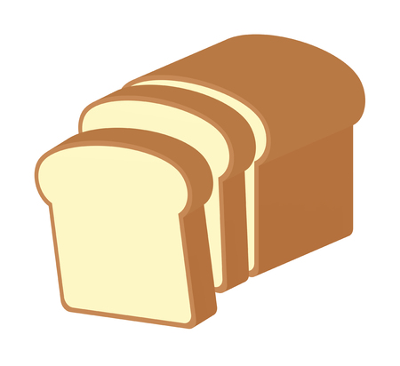 Sliced bread 写真素材