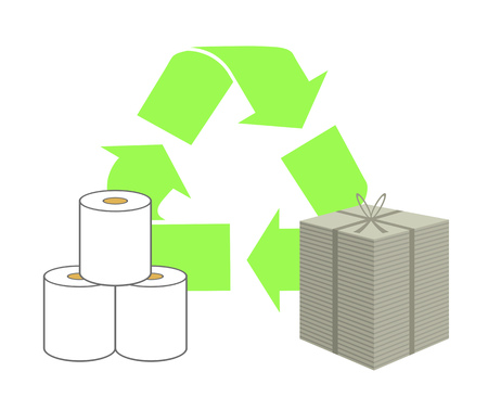 An image of recycling.