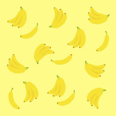Background of banana