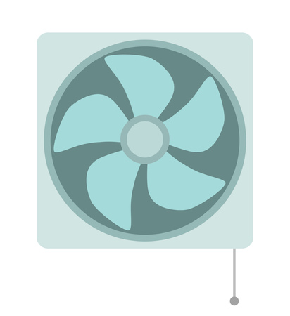 This is the ventilator. 写真素材