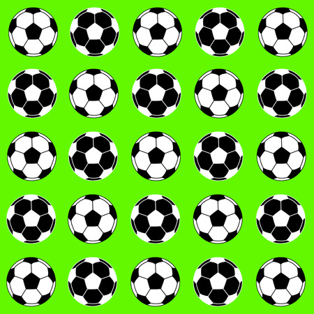 Background of a soccer ball Stock Photo