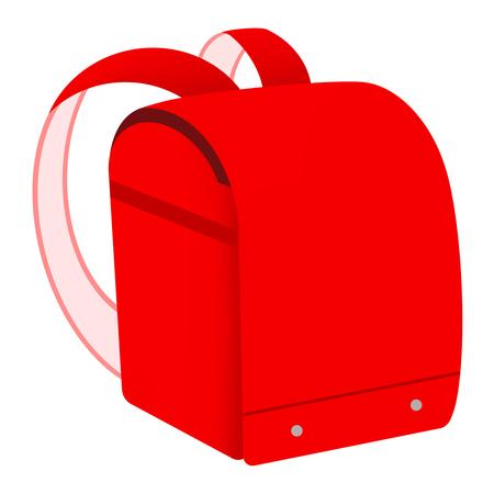 School satchel for girls