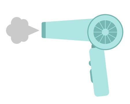 Hair dryer Stock fotó