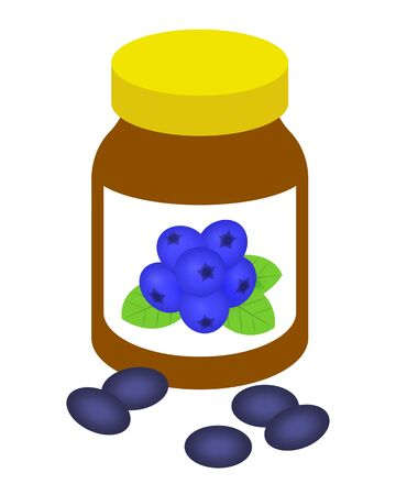 Supplement of blueberry
