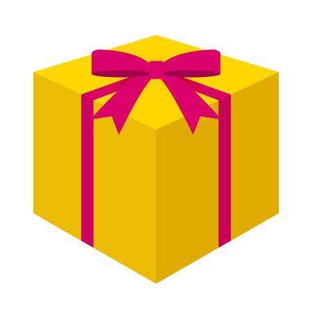 Box of a present