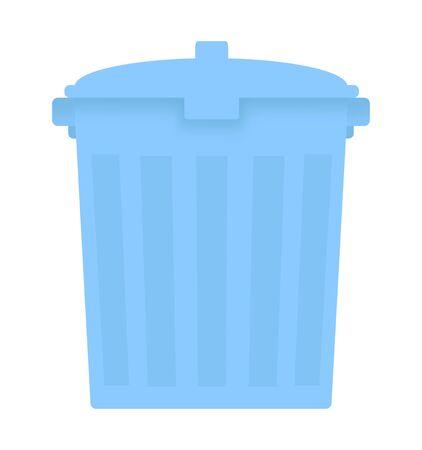 Plastic bucket Stock Photo