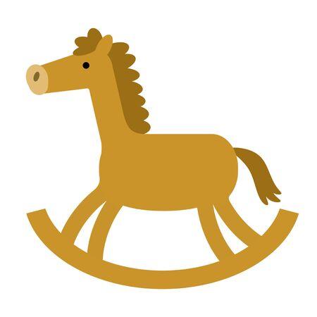 Nobbyhorse Stockfoto