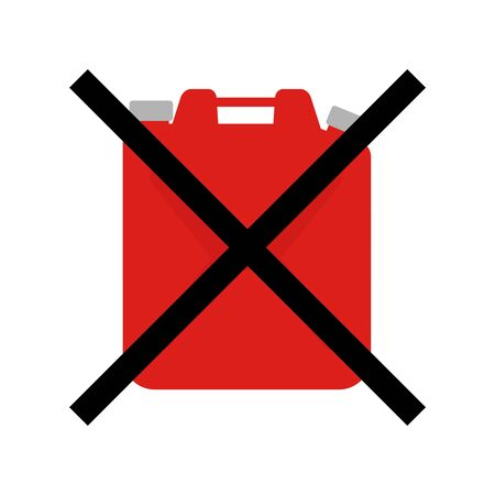 Poly tank prohibited