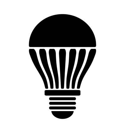LED light bulb Фото со стока