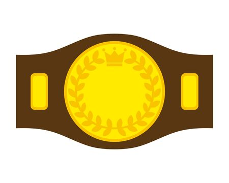 Champion belt Banque d'images - 130811583