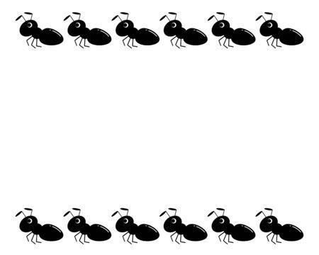 Ants frame